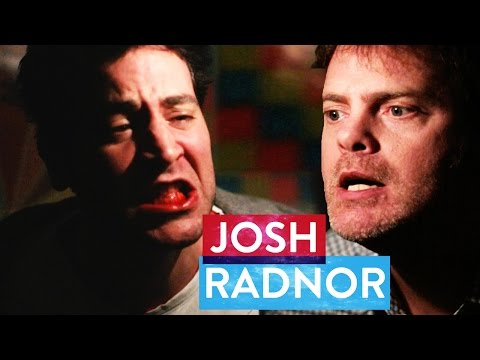 josh - Rainn Wilson beats up Josh Radnor and attempts to get to the bottom of Life's Biggest Question... How did he meet their mother? Vote for us at the Webbys! ht...