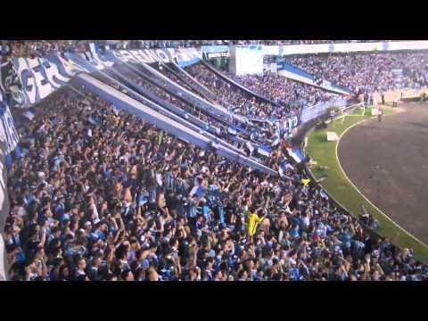 Geral do Grêmio - Hoje Eu Vim Te Apoiar - Grêmio 0 x 2 Palmeiras - 13/06/2012 - Geral do Grêmio - Grêmio