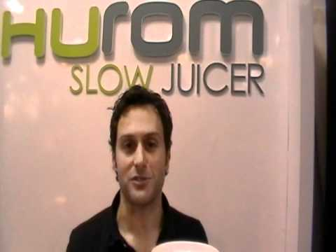 0 Slow Juicer by Huron