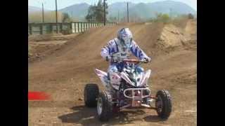 10. CT Racing Raptor 250 Motocross Project Test