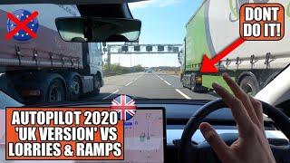 Navigate on Autopilot 2020 is WAY MORE DANGEROUS! - UK Version 2020.8.1 (EU/UN Law Limits Tesla!) by Pokemon Cards