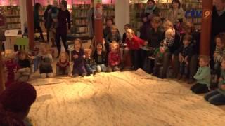 Januari 2015 - Muzikale voorleesmiddag bibliotheek IJsselstein