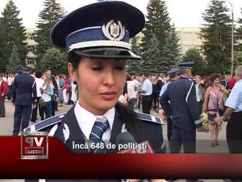 Încă 648 de poliţişti