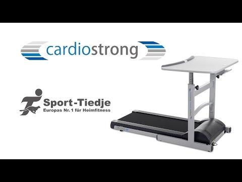 cardiostrong Desktop Laufband TR1200DT - Produktvorstellung