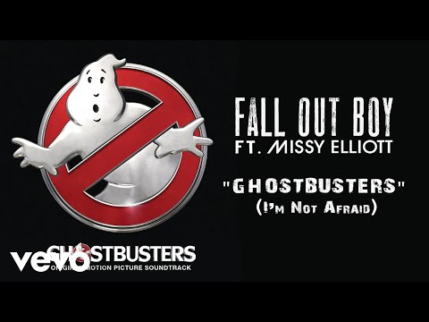 Ghostbusters (Song) by Fall Out Boy and Missy Elliott