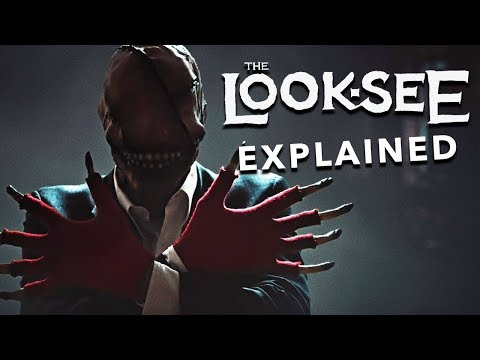 THE LOOK-SEE Monster Ending Explained видео