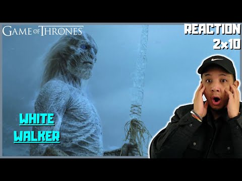 💀 THE WHITE WALKERS ARE COMING!!! ❄️| Game Of Thrones 2x10 - Valar Morghulis | Reaction