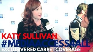 Media Access Awards interview with Red Carpet Report