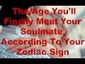 The Age You'll Finally Meet Your Soulmate, According To Your Zodiac Sign