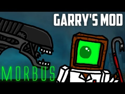 Garry's Mod: Morbus (Spécial Halloween !)