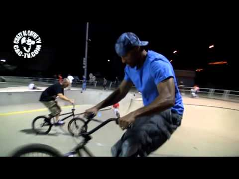 Louisville Skate Park BMX
