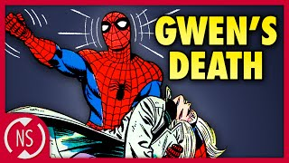 The REAL Cause of Gwen Stacy's Death & More! | Comic ...