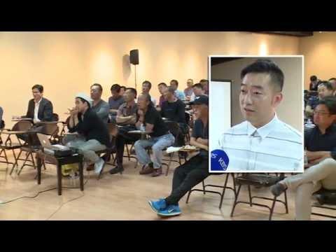 한인 택시업계, '음지에서 양지로' 8.12.16 KBS America News