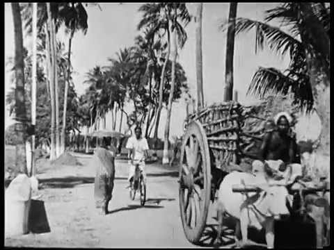 Old Madras, Trichinopoly (Trichy) in 1945