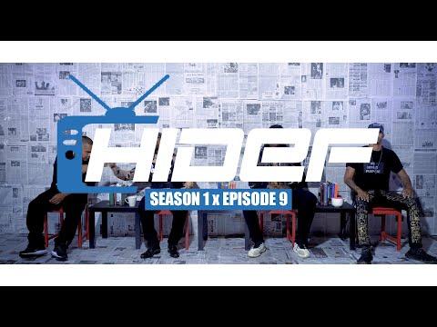 HiDEF Cypher | E9S1 | Tha Poet x Artis Jefe x Vandal x Zone