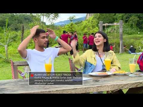 Download Video RUMPI - Ngerumpi Bareng Kesha Ratuliu & Wafda Saifan Di Bukit Tinggi (01/12/17) Part 1