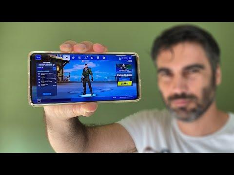 Cómo instalar FORTNITE sin la Play Store