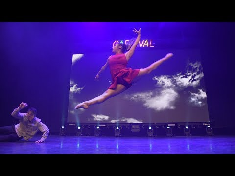 RIHANNA - Love The Way You Lie | Jessica Starr | Choreographer's Carnival (Live Dance Performance)