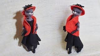 Как сделать каркасную куклу фото 674