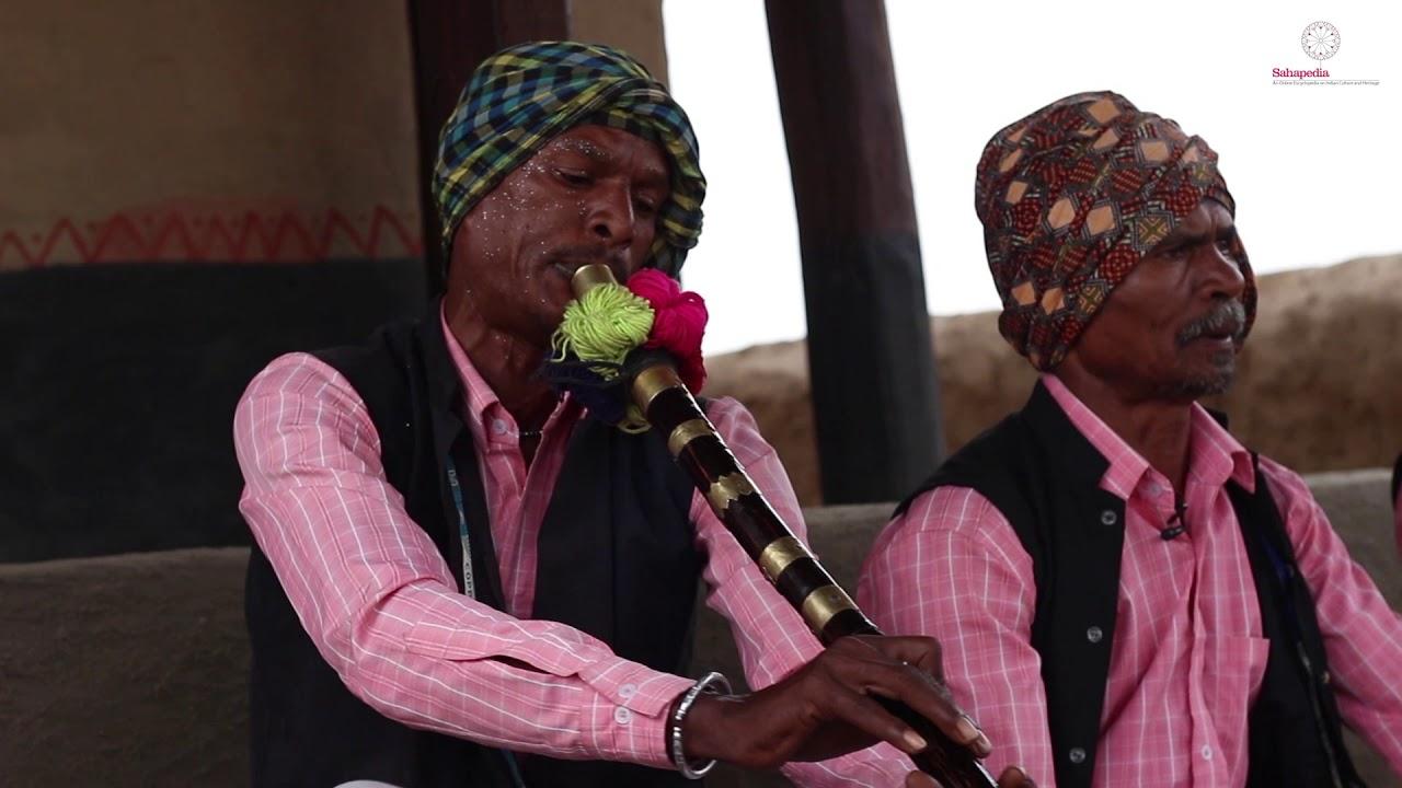 कंठी ठेठवार की प्रस्तुति , भुजबल यादव एवं मालिक राम यादव द्वारा | Kanthi Thetwar Performed by Bhujbal Yadav and Malik Ram Yadav