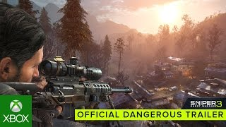Nonton Sniper Ghost Warrior 3 | Official Dangerous Trailer Film Subtitle Indonesia Streaming Movie Download