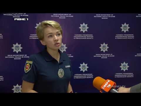 На Рівненщині спіймали жителя Львівщини, який скоїв 7 крадіжок [ВІДЕО]