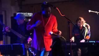 Video Napoleon Murphy Brock - Underground Club Eden Broumov