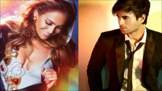 Thumbnail for Enrique Iglesias ft. Jennifer Lopez — Mouth 2 Mouth (DJ Frank E Remix)