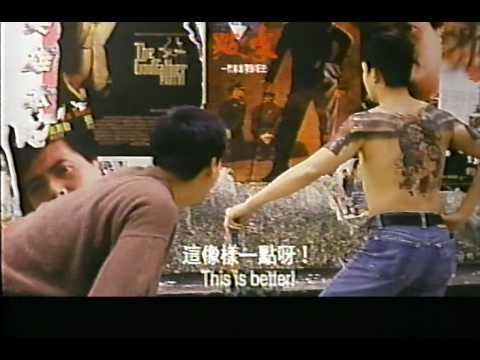 DAYS OF BEING DUMB (1992, clip) Jacky Cheung
