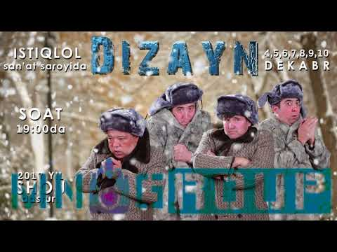Video Dizayn 2017 yil konsert dasturidan audiolavhalar #1 download in MP3, 3GP, MP4, WEBM, AVI, FLV January 2017