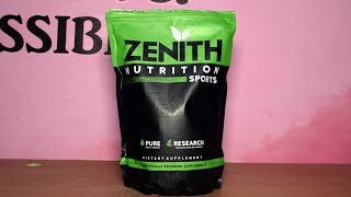 Zenith Nutrition Mass Gainer++ with Enzyme blend