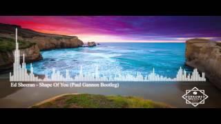 Ed Sheeran - Shape Of You (Paul Gannon Bootleg)