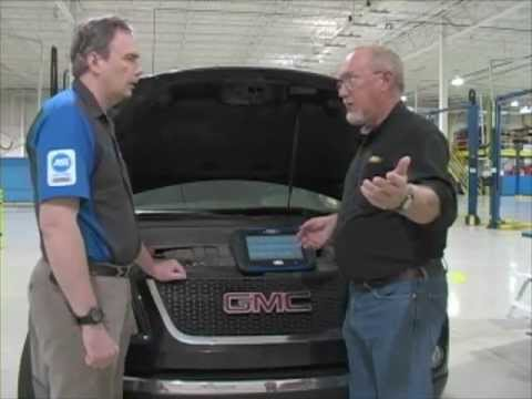 Auto Repair:  The OTC Genisys Touch Scan Tool
