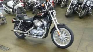 7. 2007 Harley Davidson 883 sportster description