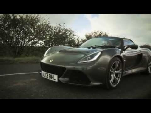 Lotus Exige S Roadster: Putting other Roadsters to Shame