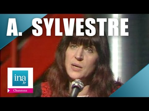 Anne Sylvestre - 23 avril 1977 Anne SYLVESTRE interprète
