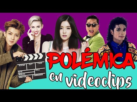 VIDEOS MUSICALES POLÉMICOS  ZEGEL & MEI