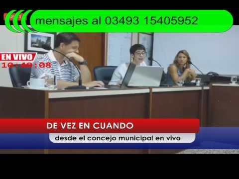 Día de la mujer concejo municipal 2017