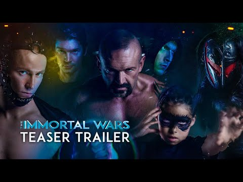 The Immortal Wars -  Official Teaser Trailer #1