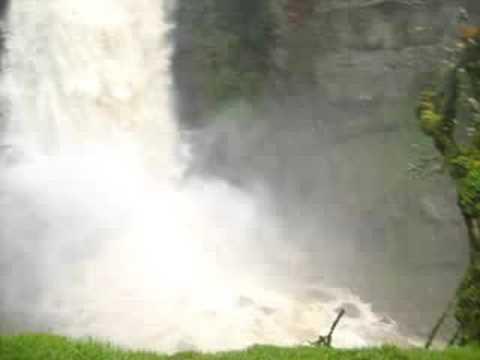 SUEBA WATERFALLS TRAVEL