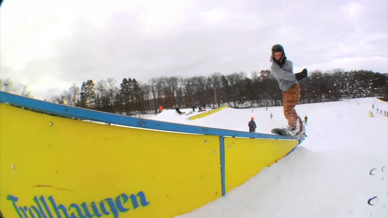 RAW TALENT : NEFF NINJA LUKE ZAJAC