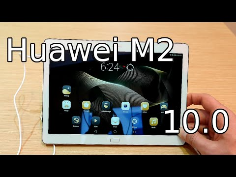 Huawei MediaPad M2 10.0 Hands-on & First Impressions [4K]