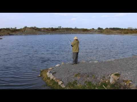 Jezioro Corrib i okolice 05 - wędkarstwo w Irlandii