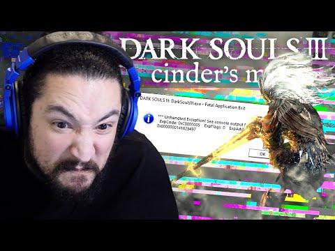 [ 12 ]   THE NAMELESS KING CRASHES MY GAME • DARK SOULS 3: CINDER'S MOD + RANDOMIZER