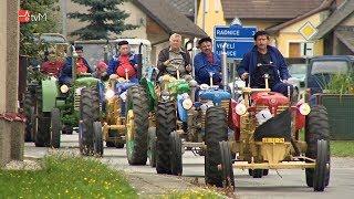 Náhled - 4. sraz historických traktorů v Pavlově 2017