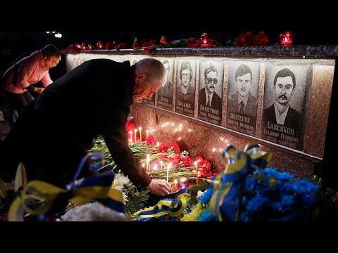 Τριαντατρία χρόνια από την καταστροφή του Τσέρνομπιλ