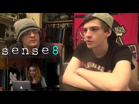 Sense8 - Season 1 Episode 2 (REACTION) 1x02