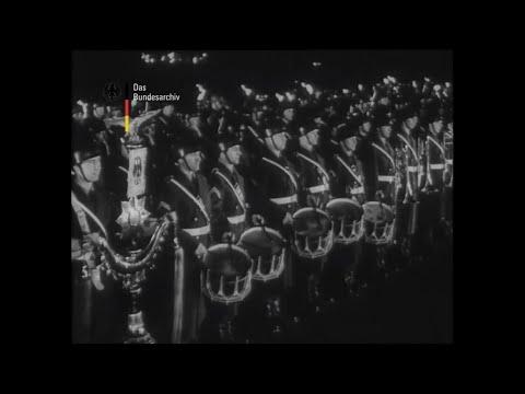 Großer Zapfenstreich für General Heusinger (1961)