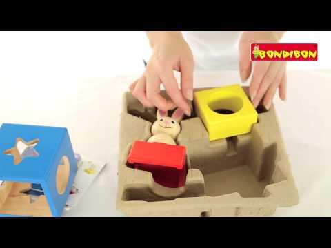 Видео - Застенчивый кролик