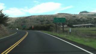 Jenner (CA) United States  City new picture : Sunday Drive - Jenner CA to Goat Rock Rock